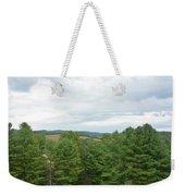 Tree Tops Weekender Tote Bag