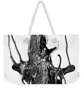 Tree Trunk Weekender Tote Bag