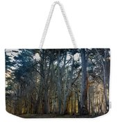 Tree Wall Weekender Tote Bag