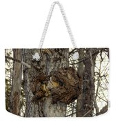 Tree Wart Weekender Tote Bag