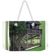 Treehouse Playground Weekender Tote Bag