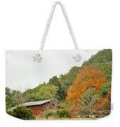 Trees 025 Weekender Tote Bag