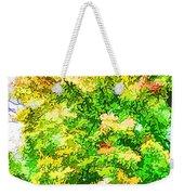 Trees And Leaves  Weekender Tote Bag