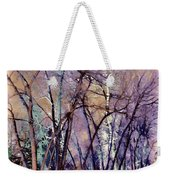 Trees Are Poems That The Earth Writes Upon The Sky Weekender Tote Bag