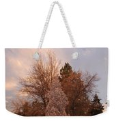 Trees At The State Capital Weekender Tote Bag