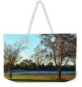 Trees By The Water Weekender Tote Bag