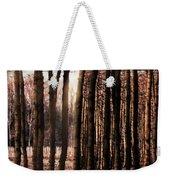 Trees Gathering Weekender Tote Bag