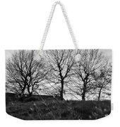 Trees In April Weekender Tote Bag