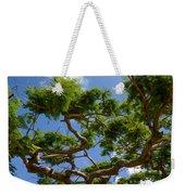 Trees In Bermuda Weekender Tote Bag