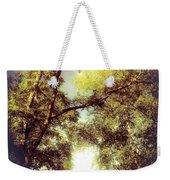 Trees In Summer Weekender Tote Bag