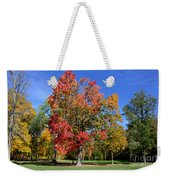 Tree's In The Forest 4 Weekender Tote Bag