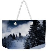 Trees Mountains And More Trees Weekender Tote Bag
