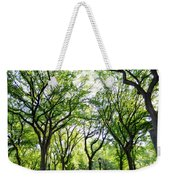 Trees Of Central Park, Nyc Weekender Tote Bag