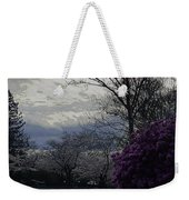 Trees Of Spring Weekender Tote Bag