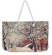 Trees On Franklin Weekender Tote Bag