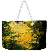 Trees Over The Flumes Gorge Weekender Tote Bag