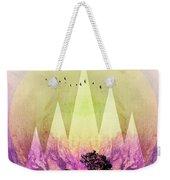 Trees Under Magic Mountains IIi Weekender Tote Bag