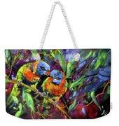 Treetop Rascals Weekender Tote Bag