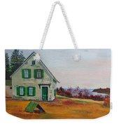 Trehaus Acadia Maine Weekender Tote Bag