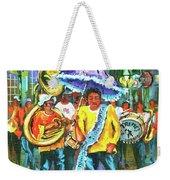 Treme Brass Band Weekender Tote Bag