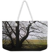 Trent Side Tree. Weekender Tote Bag