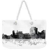 Trenton New Jersey Skyline Weekender Tote Bag