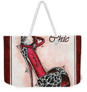 Tres Chic By Madart Weekender Tote Bag