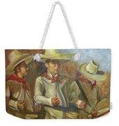 Tres Tambores Weekender Tote Bag