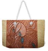 Tresses 3 - Tile Weekender Tote Bag