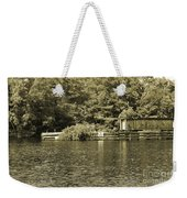 Trestle End Weekender Tote Bag