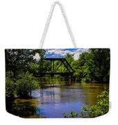 Trestle Over River Weekender Tote Bag