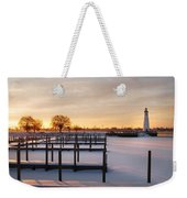 Tri-centennial Light Weekender Tote Bag