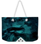 Triangular Abstract Weekender Tote Bag
