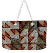 Triangulation Weekender Tote Bag