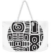 Tribal Ball- Art By Linda Woods Weekender Tote Bag by Linda Woods