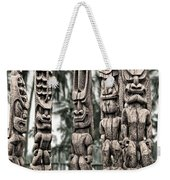 Tribal Council Weekender Tote Bag