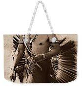 Tribal Dancer Weekender Tote Bag