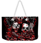 Tribal Massacre  Weekender Tote Bag