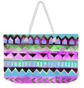 Tribal Pattern 01 Weekender Tote Bag