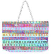Tribal Pattern 03 Weekender Tote Bag