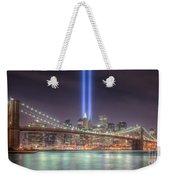 Tribute In Light IIi Weekender Tote Bag