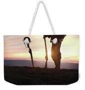 Tribute To A Fallen Comrade World War One Weekender Tote Bag