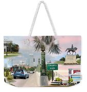 Tribute To Columbia Sc Weekender Tote Bag