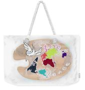 Tribute To Picasso Weekender Tote Bag
