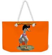 Trick Or Treat For Cap'n Duck Weekender Tote Bag
