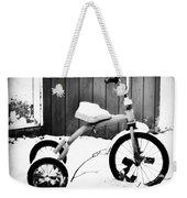 Tricycle Weekender Tote Bag