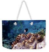 Tridacna Squamosa  Weekender Tote Bag