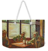 Triest Weekender Tote Bag