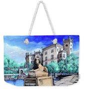 Trieste  Castello Di Miramare Weekender Tote Bag
