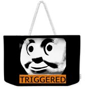 Triggered Weekender Tote Bag